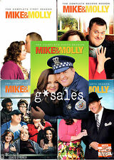 Mike & Molly TV Series ~ Complete Season 1-5 (1 2 3 4 & 5) NEW 15-DISC DVD SET