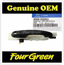 Outside Door Handle Front Left for Hyundai 05-09 Tucson OEM NEW [826502E020CA]
