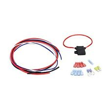 Denali SoundBomb Compact Dual-Tone Bike/Motorcycle Air Horn Wiring Harness Kit