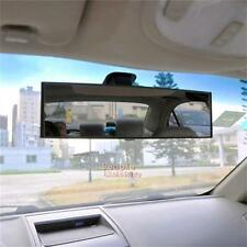 Universal Car Vehicle 300mm Wide Convex Curve Interior Clip On Rear View Mirror
