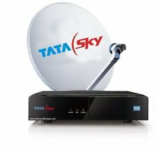 TATASKY HD Secndary connection with 1 Month Pack+ HD Pack and Installation