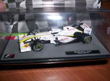 BRAWN GP 01 - 2009 - JENSON BUTTON -SCALA 1/43