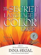 The Secret Language of Color Cards by Inna Segal (2011, Paperback)