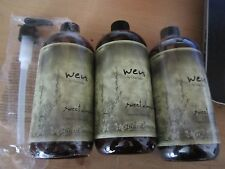 Lot of 3 Wen Cleansing Conditioner Sweet Almond Mint 16 oz bottles~~Ships FREE~~
