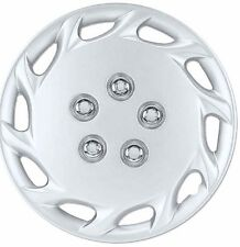 """NEW 1997-1999 Toyota CAMRY 14"""" Silver Hubcap Wheelcover"""