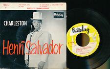 HENRI SALVADOR EP FRANCE CHARLESTON