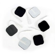 US 30 Electrode Pads EMS for Tens Massager Physiotherapy Self Adhesive Patch