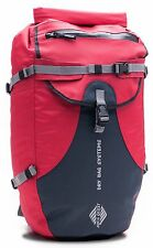 Aqua Quest 'Stylin 30' 100% Waterproof Backpack Dry Bag - 30 L,  Red Model