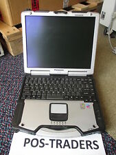 PANASONIC TOUGHBOOK CF-29 CF29 WiFi DVD TACTILE 1024MB 60GB **TOUCHSCREEN**