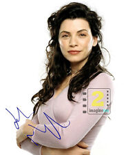"""Julianna Margulies 8""""x 10"""" Nice Signed Color PHOTO REPRINT"""