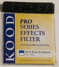 Original Nuevo Kood P Azul Oscuro Graduado Filtro, también se adapta Cokin