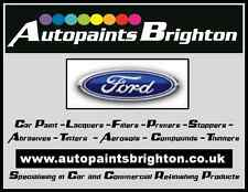 Ford Diamond White Cellulose Car Paint 1 Litre Gloss