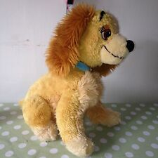 DISNEY STORE EXCLUSIVE Large LADY from Lady and the Tramp Plush / Soft Toy GIFT