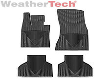 WeatherTech® All-Weather Floor Mats for BMW X5 - 2014-2016 - Black