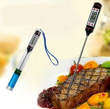 Food Probe Meat Digital Cooking BBQ Thermometer Kitchen Candy Jam BBQ Drink Jam