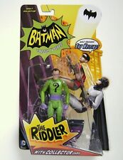 Mattel Batman Classics Original 1966 TV Series 6 inch The Riddler Figure
