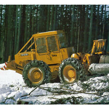 Bauplan Rücketraktor LKT-81 Modellbau Modellbauplan