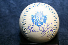 GIO GONGALEZ AUTO AUTOGRAPHED 2012 ALL STAR GAME BASEBALL WASHINGTON NATIONALS