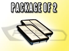 AIR FILTER AF4649 FOR SATURN SC1 COUPE SL SEDAN SL1 SEDAN SW1 WAGON PACKAGE OF 2