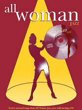 All Woman. Jazz (Piano/Vocal/Guitar) Book/WITHOUT CD - BRAND-NEW
