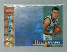 BRIAN EVANS #RS22 MAGIC RC Rookie Showcase 1996/97 Stadium club Members Only