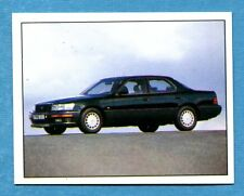 AUTO 100-400 Km Panini- Figurina-Sticker n. 282 - TOYOTA LEXUS 400i 245cv -New