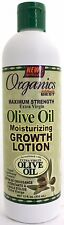 ORGANICS BY AFRICA'S BEST OLIVE OIL MOISTURIZING GROWTH HAIR LOTION 12 FL. OZ.