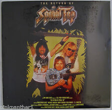 The RETURN  of  SPINAL TAP  Heavy  Metal  Band Music  LaserDisc  Edition  NEW