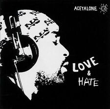 FREE US SH (int'l sh=$0-$3) ~LikeNew CD Aceyalone: Love & Hate Explicit Lyrics