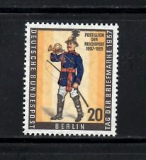 (Ref-9564) Berlin 1957 Stamp Day SG.B172  Mint MNH
