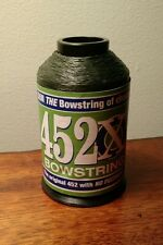 BCY 452X Bowstring String Making Material 1/4lb OD Green Color