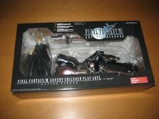 Final Fantasy VII 7 Advent Children Cloud & Fenrir Action Figure New