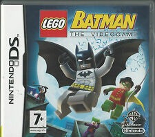 LEGO Batman: The Videogame  (Nintendo DS)  (plays 3ds in 2D)