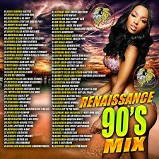 REGGAE DANCEHALL RENAISSANCE 90'S MIX CD