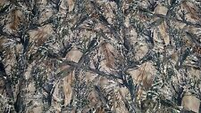 "1000D COATED OUTDOOR CORDURA MC2 WESTERN HUNTING CAMO FABRIC 60"" TRUE TIMBER DWR"