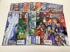 JUSTICE LEAGUE of AMERICA #13-25 (DC/2006/ED BENES/111638) COMPLETE SET OF 13