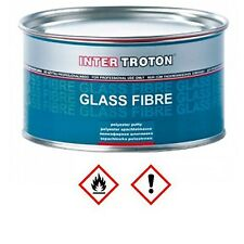 1 Stück 1,7kg Glasfaserspachtel Spachtelmasse GFK Glasfaser GFK Spachtel