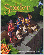 Spider the Magazine for Children May 2002