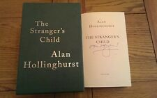 Alan Hollinghurst SIGNED The Stranger's Child Slipcased HB Limited Edition 1st