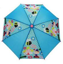 Childrens Ben and Holly Umbrella