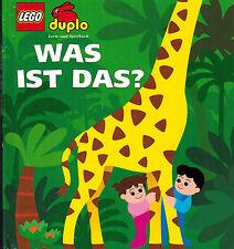 Michael Smollin, Was ist das? Lego Duplo Lern- und Spielbuch, Egmont Horizont 99