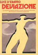 Desvío por Luz D'Eramo - Mondadori 1979