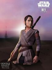Gentle Giant Star Wars The Force Awakens Rey Bust New