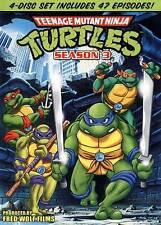 Teenage Mutant Ninja Turtles: Season 3 New DVD! Ships Fast!
