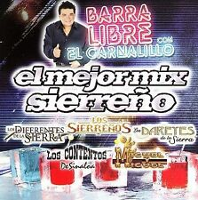 El Mejor Mix Sierreno: Carnalillo, Various Artists, Good