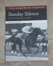 SUNDAY SILENCE Thoroughbred Race Horse Book * STALLION & BROODMARE SIRE * JAPAN