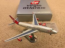 Virgin Atlantic Gemini Jets B747-400. 1:400. Rare!
