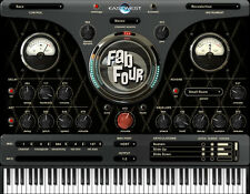 NEW East West Fab Four Virtual Instrument Pro Tools Cubase Plug In WIN/MAC
