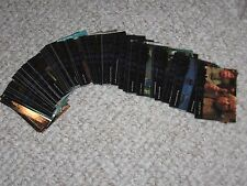 Harry Potter Prisoner of Azkaban Update Base Set Trading Cards Complete
