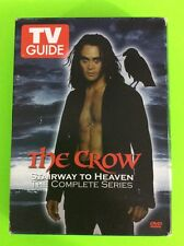 TV Guide Presents - The Crow: Stairway to Heaven - The Complete Series (DVD, 200